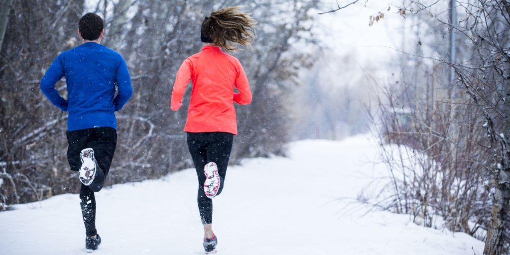 Бег при простуде